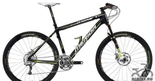 Велосипед Merida O. Nine Superlite Team