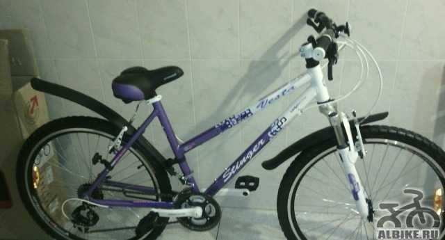 Велосипед подростковый или женский на рост до 160