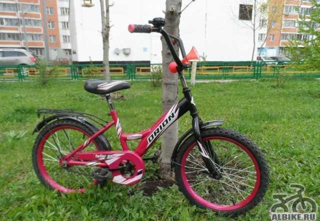 Детский велосипед орион Talisman 18