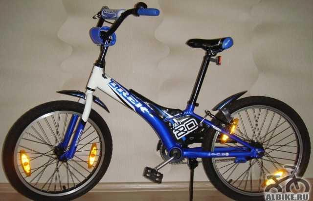 Подростковый велосипед Трек Jet 20