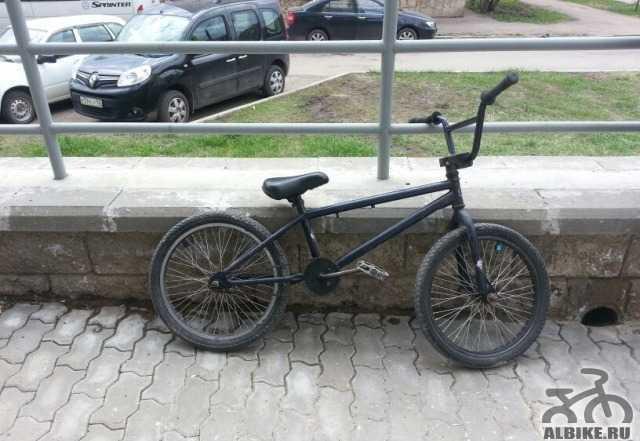 Продам супер крутой BMX