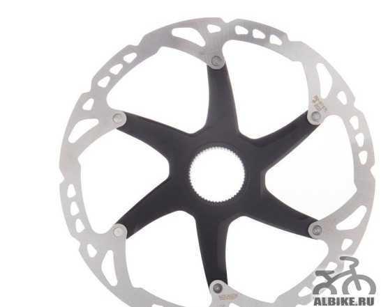 Тормозной диск (ротор) Shimano SLX SM-RT67 160мм