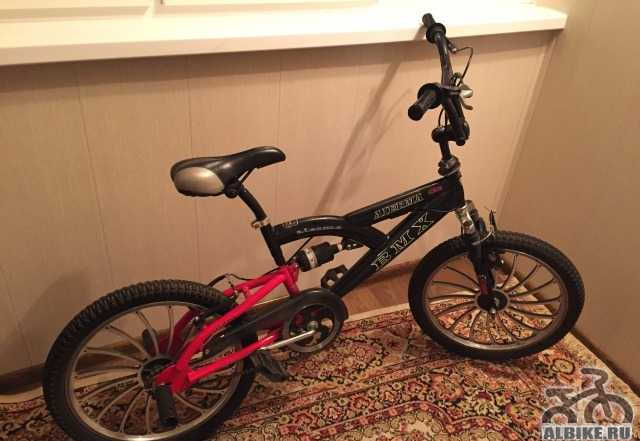 Велосипед для езды и трюков