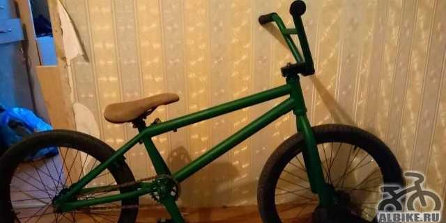 BMX fitbike