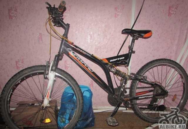 Продам велосипед горный торг уместен