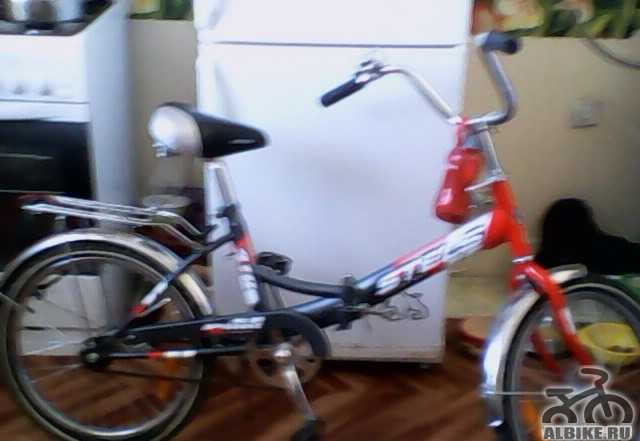 Подростковый велосипед бу