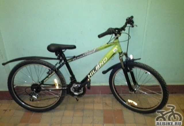 """Новый велосипед Hiland Сaiman 24"""""""