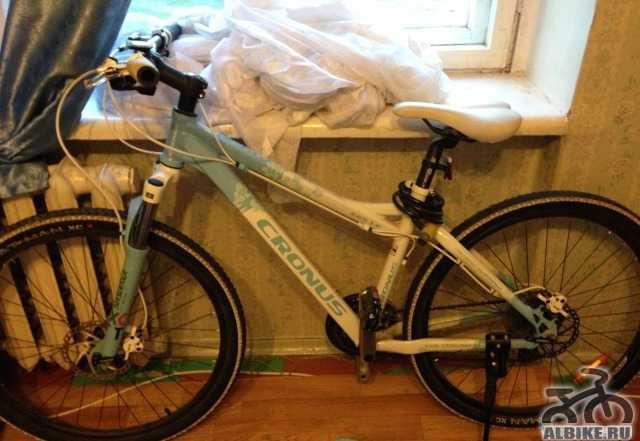 Велосипед Кронос EOS 1.0