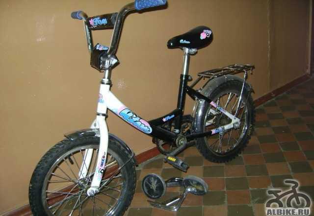 Детский Велосипед Атом