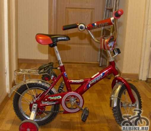 "Детский велосипед Сафари 121/02 12"""