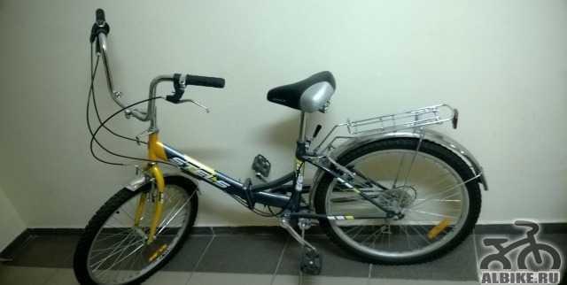 Продам велосипед Стелс Пилот 750