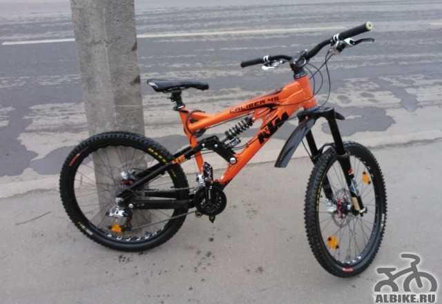 Велосипед KTM калибр 45