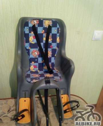 Продам велосипедное кресло