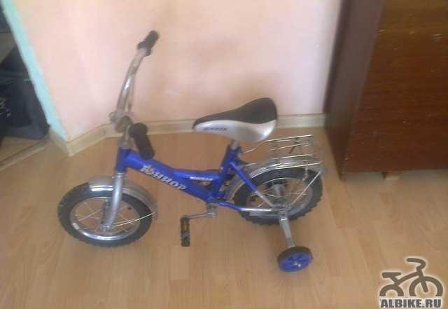 """Продаю детский велосипед """"Юниор"""" по скромной цене"""