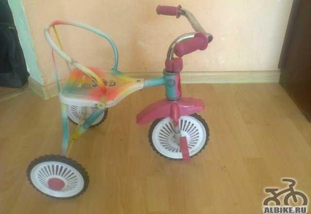 """Продаю детский велосипед """"Малыш"""" почти даром"""