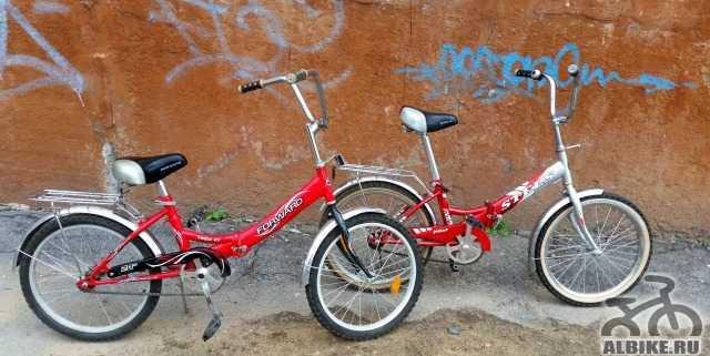 Подростковые велосипеды стелс 310 и Forword 101