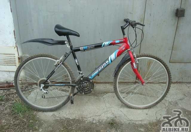 """Горный велосипед, б/у, нужен ремонт, 20 или 22"""""""