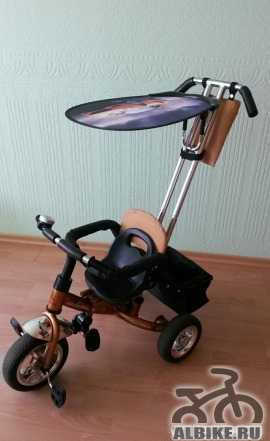 Детский трехколесный велосипед FunnyJaguar MS-0570