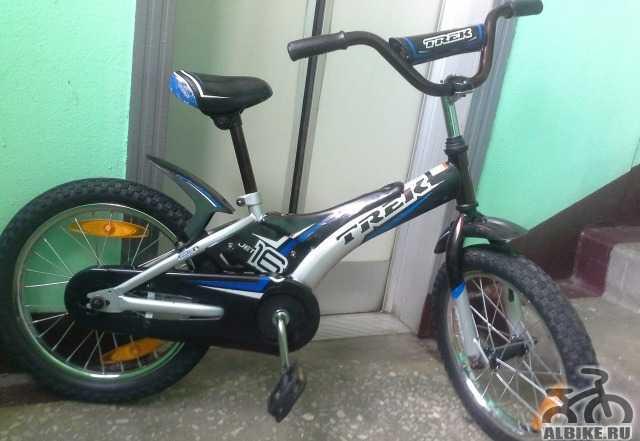 Велосипед Трек Jet 16 Детский Отличное состояние