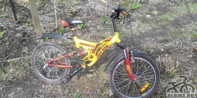 Детский горный велосипед Стелс Пилот 270