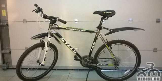 Велосипед стелс Навигатор 750