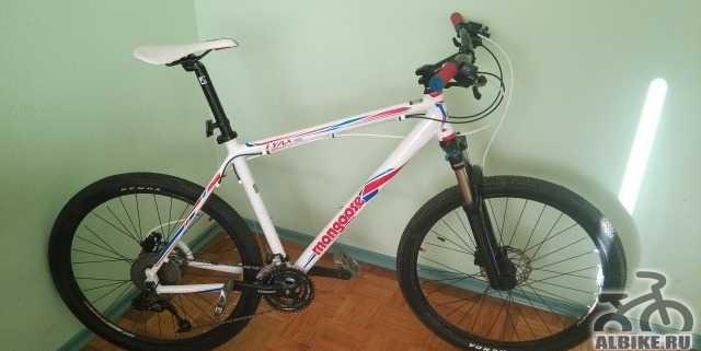 Велосипед Mongoose Tyax Эксперт