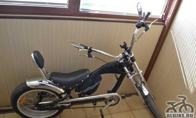 Велочоппер AlfaBike KB-CH2402 2013