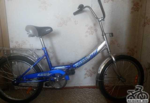 Велосипед кама новый