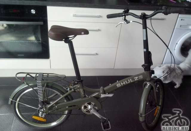 Велосипед складной Shulz GOA-3 Coaster