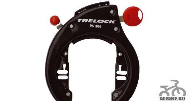 Велозамок Trelock RS 306 (Противоугонный замок)