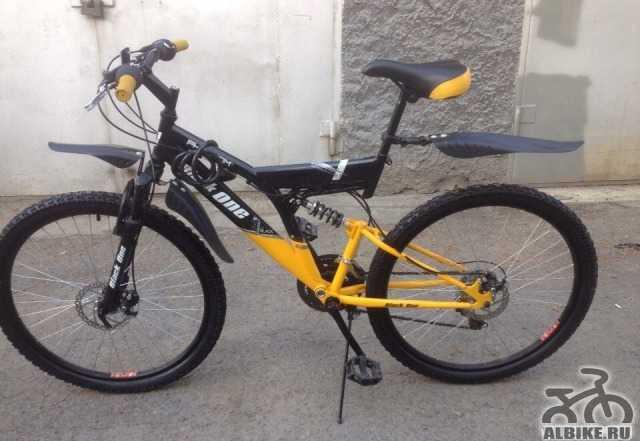 Продам горный велосипед Блэк One