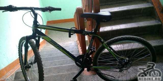 Велосипед MTR (мотор) фантом + противоугонка