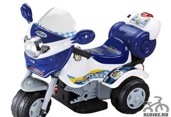 Продам детский электрический мотоцикл