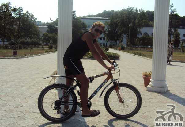 Горный велосипед, отличное состояние - Фото #1