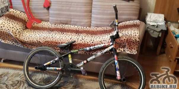 Продаю BMX в хорошем состоянии