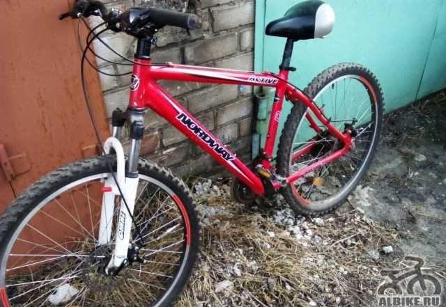 Велосипед Nordway Актив