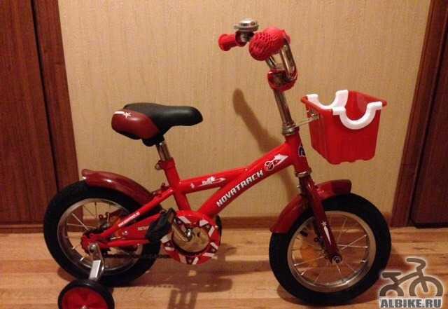 Велосипеды Novatrack (в наличии и под заказ)