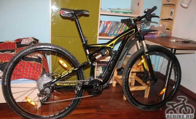 Велосипед Specialized Stumpjumper FSR Comp