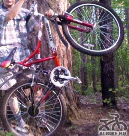 Велосипед 3x6 скоростей