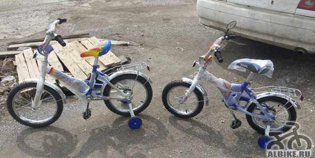 Продам детский велосипед новый