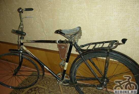 """Велосипед дорожный""""MIfa"""". Германия.1936г"""