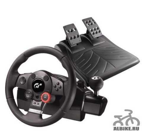 Logitech Driving Форс GT
