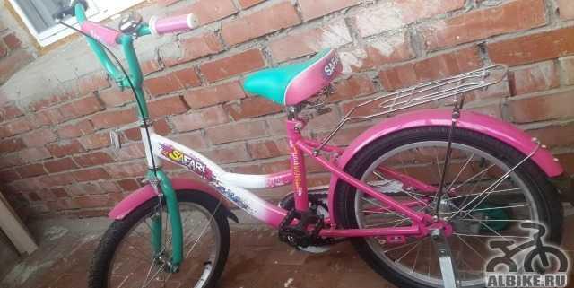 Велосипед Сафари proff