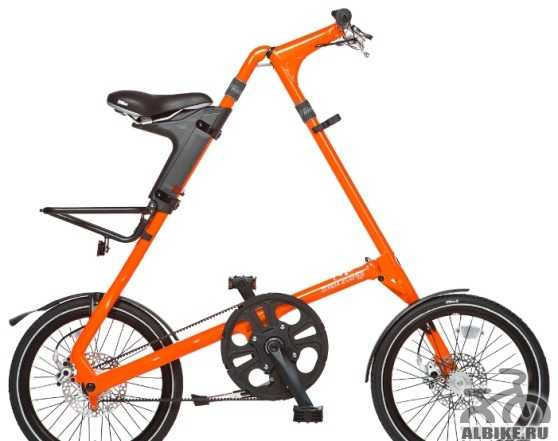"Велосипед ""Strida"" 5.2 orange"