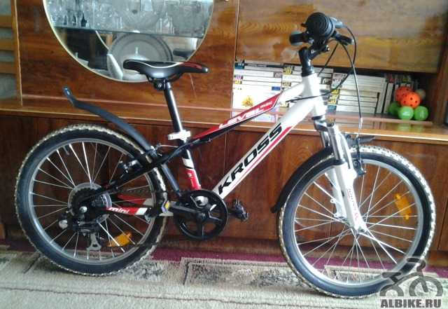 Детский велосипед Kross level мини