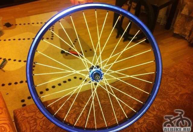 Переднее колесо 24 дюйма