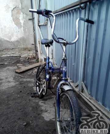 Велосипед 6 скоростей