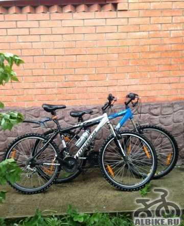 """Продам два велосипеда """"merida спорт line м70"""""""