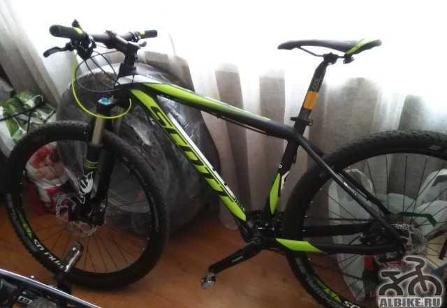 Велосипед Scott Scale 750 2014г