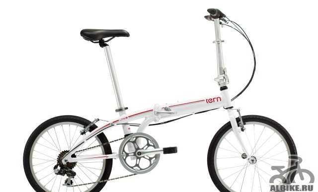Tern Link складной велосипед